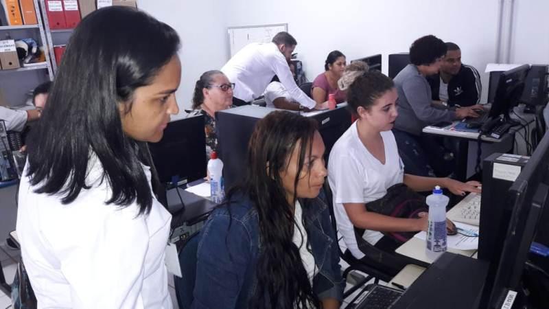 Secretaria de Saúde começa implantação do Prontuário Eletrônico em Fabriciano