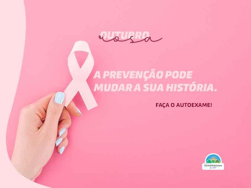 Outubro Rosa movimenta unidades de saúde em Fabriciano com serviços e informação para mulheres
