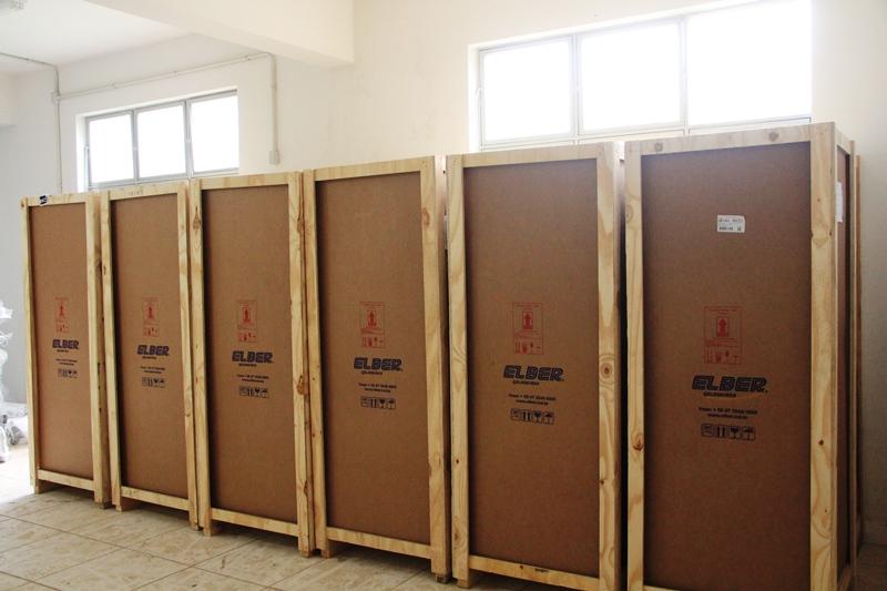 Prefeitura de Fabriciano adquire câmaras frias para unidades de saúde