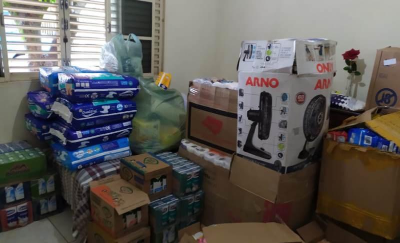 Ações de Natal do Mexa-se recolhem donativos e promovem Ceia Saudável