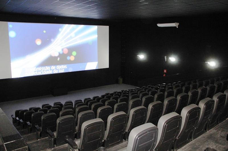 Inauguração do novo Cine Alvorada prevista para esta semana