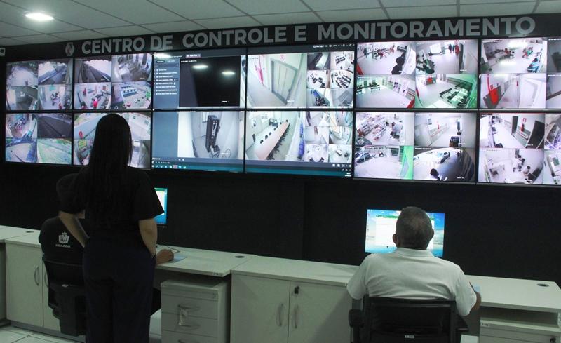 Prefeitura de Fabriciano reforça segurança e implanta sistema de vídeo-monitoramento inteligente e integrado