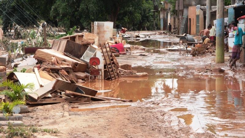 Prefeitura pede isenção da cobrança da conta de água e taxa de esgoto para vítimas das chuvas