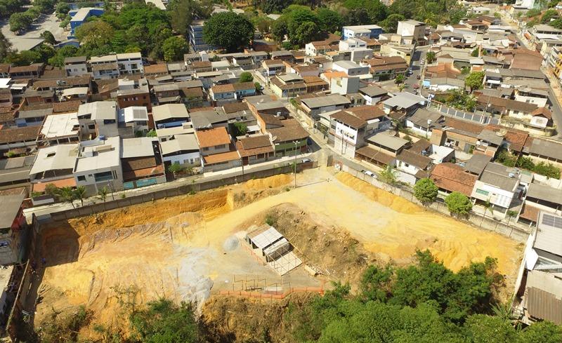 Prefeitura de Fabriciano inicia obras do novo CMEI para atender até 200 crianças na região do Caladinho