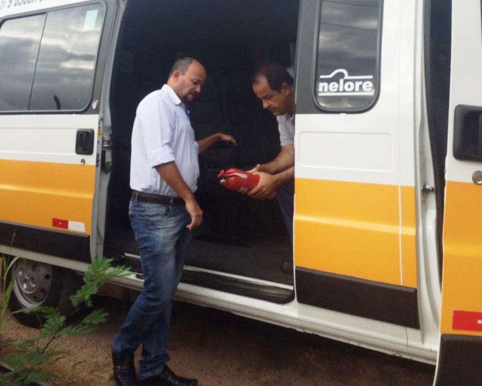 Fabriciano abre período de vistoria do transporte escolar