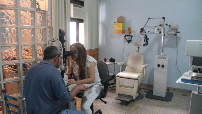 Pela 1º vez na região, Fabriciano realiza cirurgias de pterígio