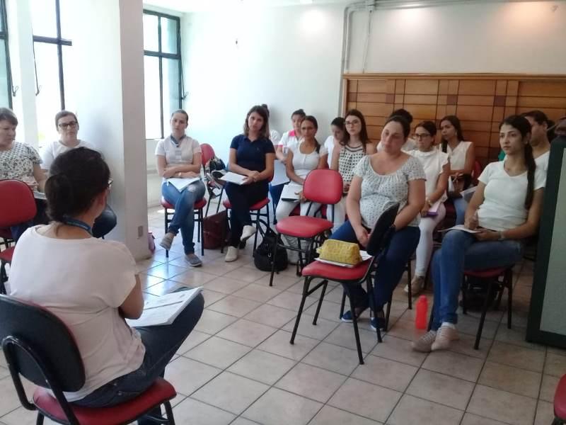 Fabriciano realiza capacitação com tema Programa Saúde na Escola