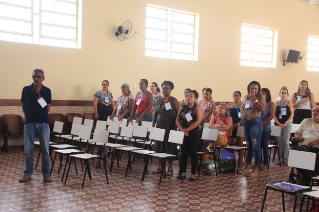 4° Conferencia Municipal de Segurança Alimentar e Nutricional elege delegados