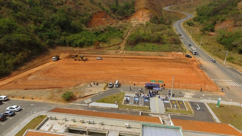 Prefeitura de Fabriciano investe mais de R$ 11 milhões e inicia construção do Centro de Especialidades Médicas