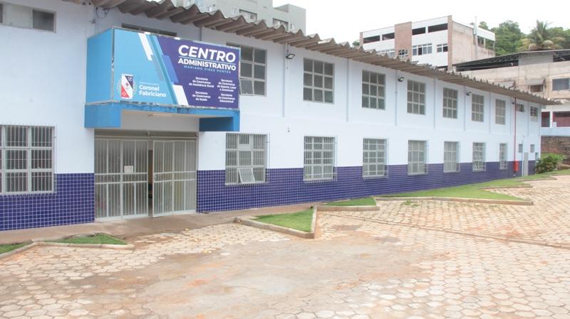 Prefeitura entrega Centro Administrativo e vai economizar R$ 500 mil por ano em aluguéis